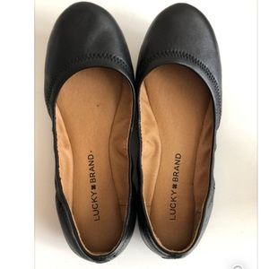 Lucky Brand Ballet flats leather 9m